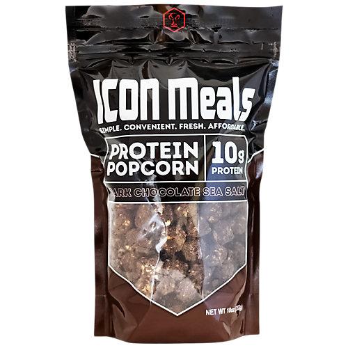 Dark Chocolate Sea Salt Protein Popcorn
