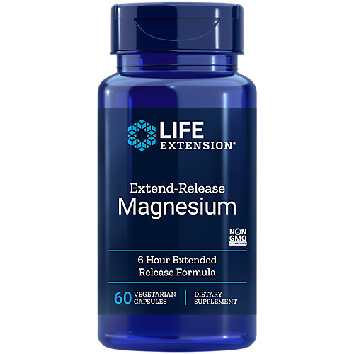 Extended Release Magnesium