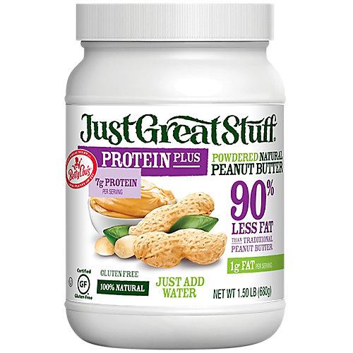 Just Great Stuff Protein Powdered Peanut Butter