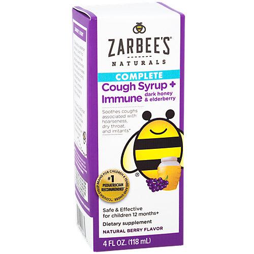 Childrens Cough Immune