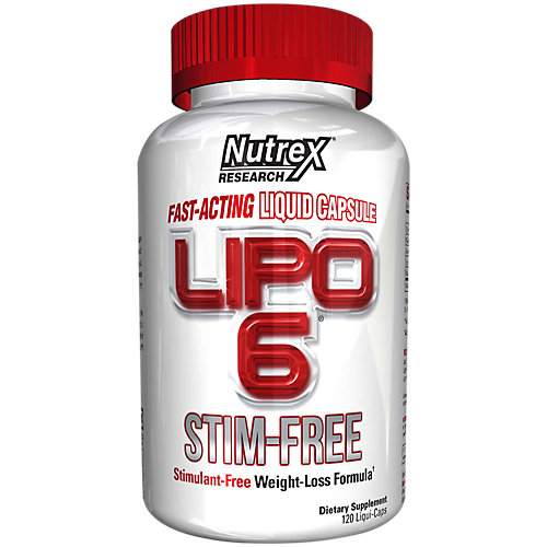 Lipo 6 StimFree
