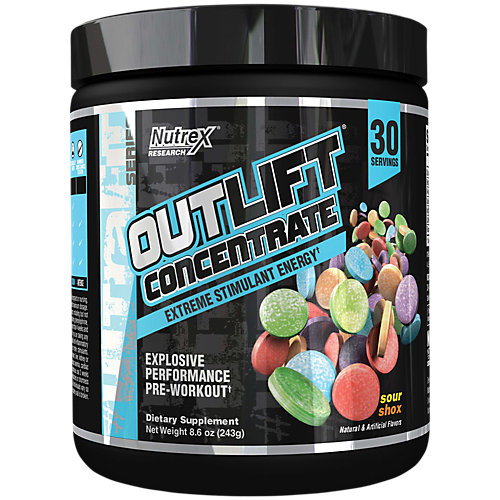 Outlift Concentrate Sour Shox