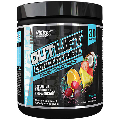 Outlift Concentrate Miami Vice