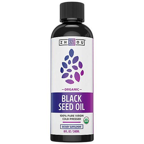 Organic Blackseed Oil