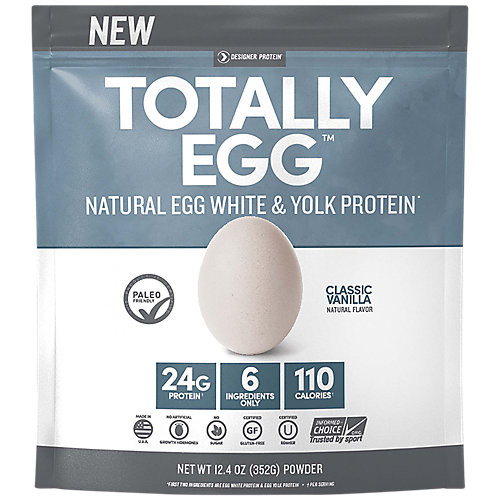 Totally Egg Protein 12.4 Ounces Powder