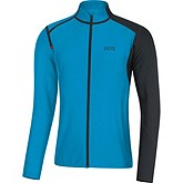 GORE® R7 GORE® WINDSTOPPER® Maillot zip-off