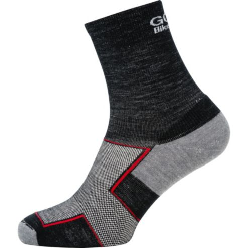 GORE® FIBER Bike Socks mid