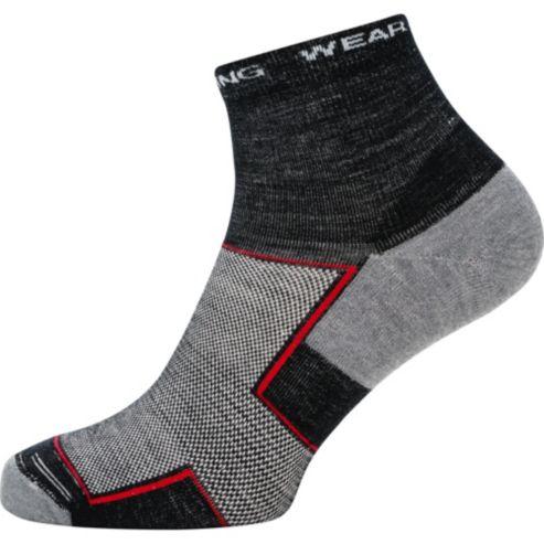 GORE® FIBER Run Socks short