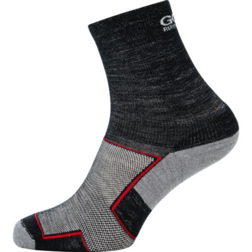 GORE® FIBER Run Socks mid