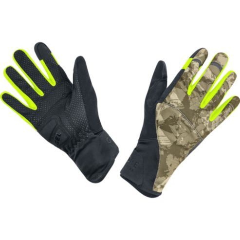 Guantes ELEMENT URBAN PRINT WINDSTOPPER®