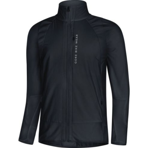 POWER TRAIL GORE® WINDSTOPPER®  Insulated (Partial) Jacket