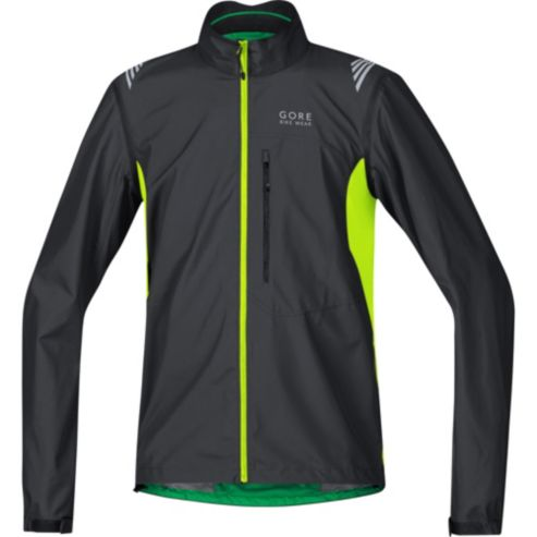 E WINDSTOPPER® Active Shell Zip-Off Jacket