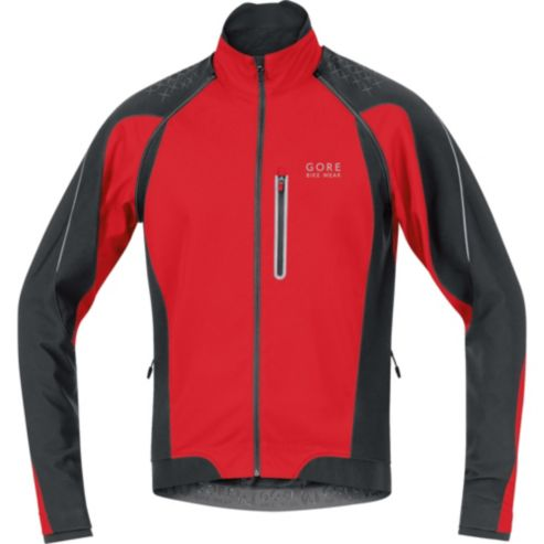 ALP-X 2.0 WINDSTOPPER® Soft Shell Zip-Off Jacket