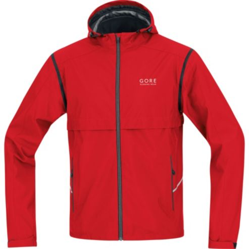 ESSENTIAL WINDSTOPPER® Active Shell Zip-Off Jacket