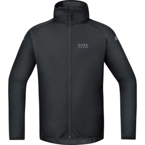 E WINDSTOPPER® Soft Shell Hoody