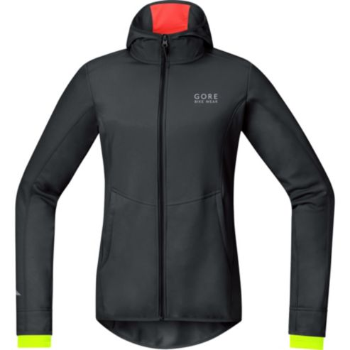 Sudadera con capucha ELEMENT LADY WINDSTOPPER® Soft Shell