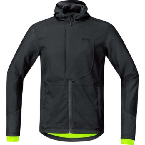 Veste E URBAN WINDSTOPPER® Soft Shell