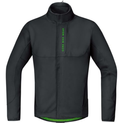 Chaqueta POWER TRAIL WINDSTOPPER® Soft Shell Thermo