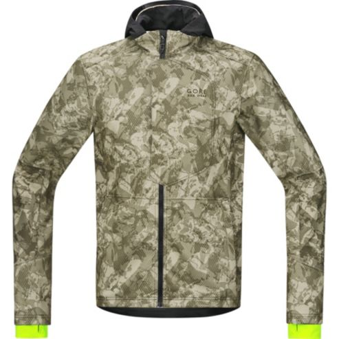 E URBAN PRINT WINDSTOPPER® Soft Shell Jacket