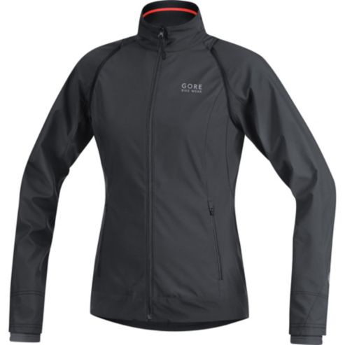 E WINDSTOPPER® Active Shell Zip-Off LADY Jacket