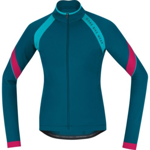 POWER LADY 2.0 Thermo Trikot