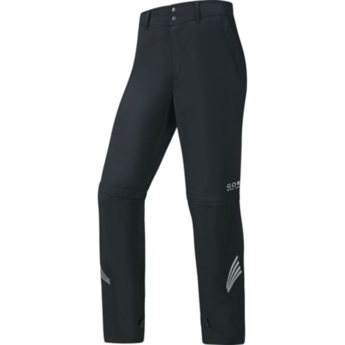 Pantaloni E WINDSTOPPER® Active Shell Zip-Off