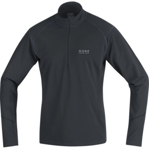 ESSENTIAL Thermo Zip Shirt long