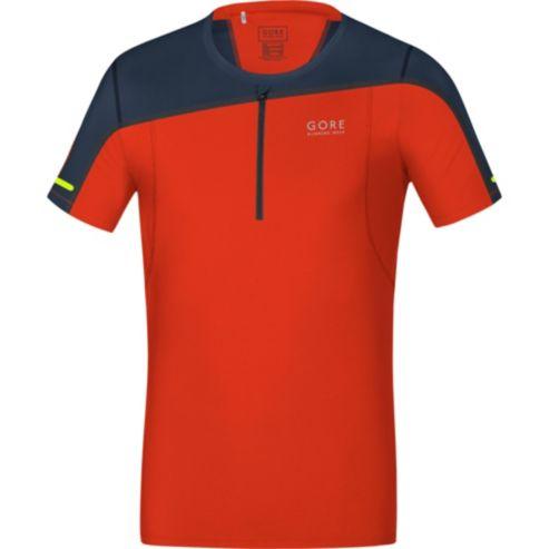 FUSION Zip Shirt