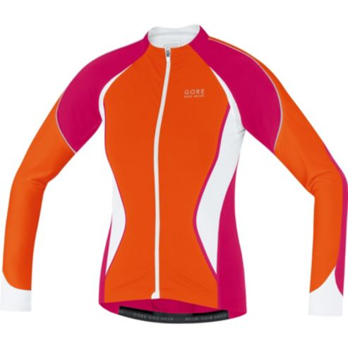 OXYGEN Full-Zip LADY Jersey long