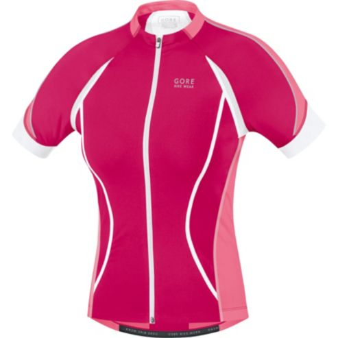 OXYGEN LADY Full-Zip Jersey