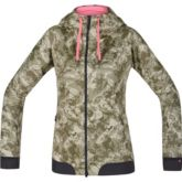 POWER TRAIL LADY PRINT WINDSTOPPER® Soft Shell Hoody