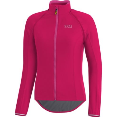 POWER LADY GORE® WINDSTOPPER® Zip-Off Jersey