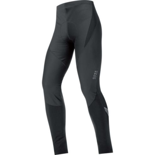 E WINDSTOPPER®  Soft Shell Tights+