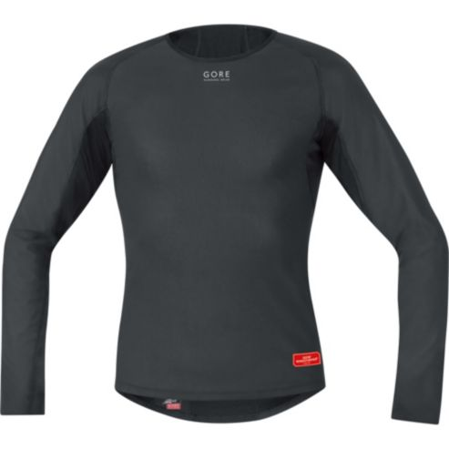 ESSENTIAL BASE LAYER WINDSTOPPER® Thermo Shirt long