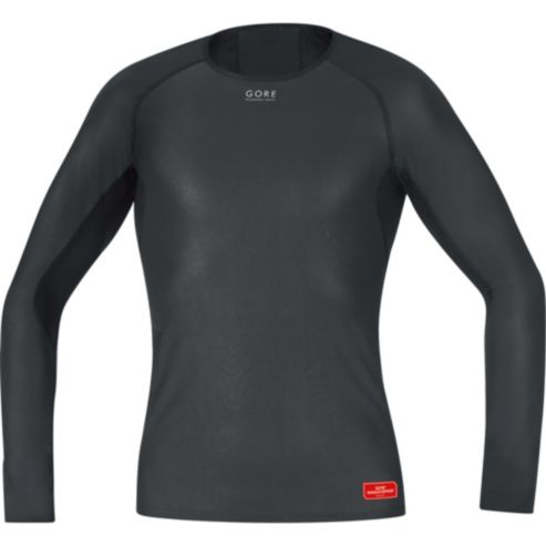 ESSENTIAL BASE LAYER WINDSTOPPER® Shirt long