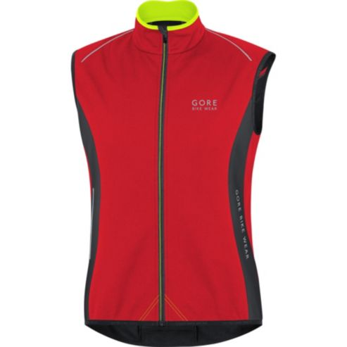 Gilet POWER Thermo WINDSTOPPER® Soft Shell