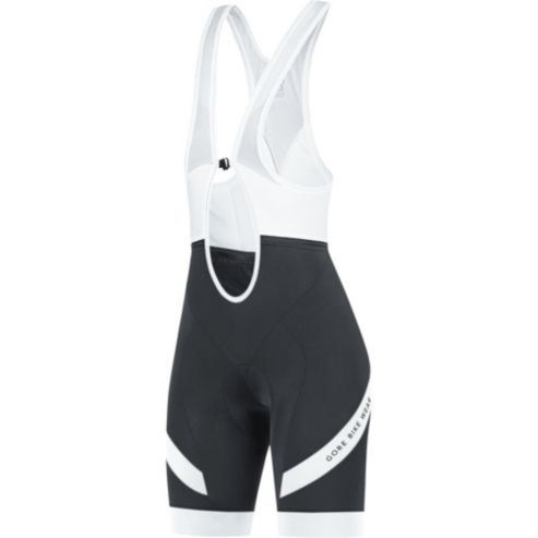 POWER LADY Bibtights short+