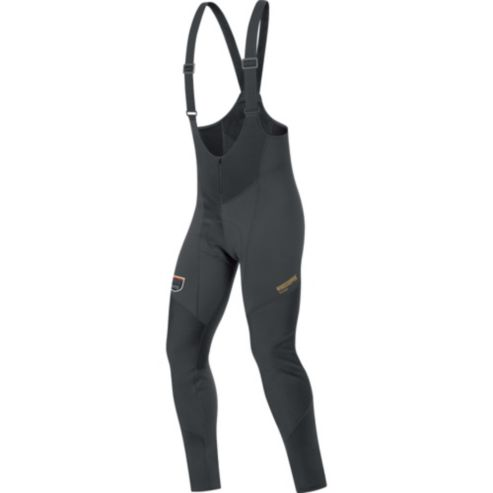 30th ELEMENT WINDSTOPPER® Soft Shell Bibtights+