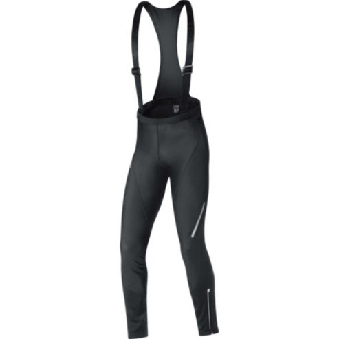 PHANTOM 2.0 WINDSTOPPER® Soft Shell Bibtights+