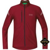 Maglia con cappuccio POWER TRAIL LADY PRINT WINDSTOPPER® Soft Shell