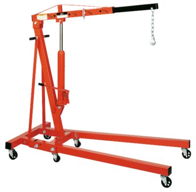 JFHC-200X, 2 Ton, Folding Legs, Quick-Lift Pump
