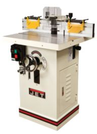JET JWS-22CS 1 1/2 HP Shaper