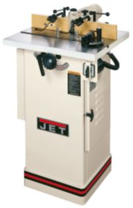 JET JWS-25CS 3 HP Shaper