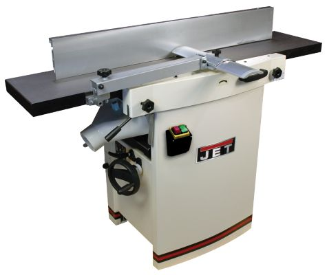 european style jointer guard
