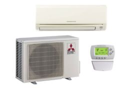 Single Zone Ductless Mini-Split Systems
