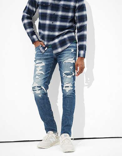 AE AirFlex+ Temp Tech Athletic Skinny Jean