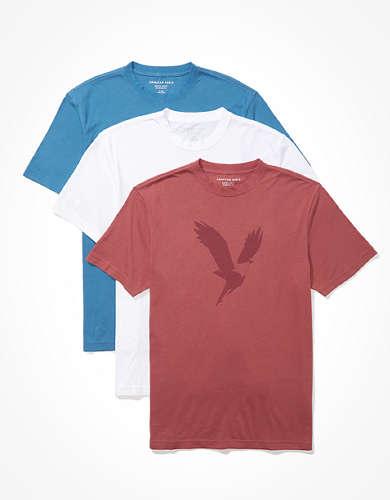 AE Graphic T-Shirt 3-Pack