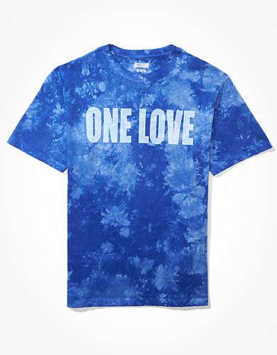 Tailgate Men's Bob Marley Tie Dye T-Shirt