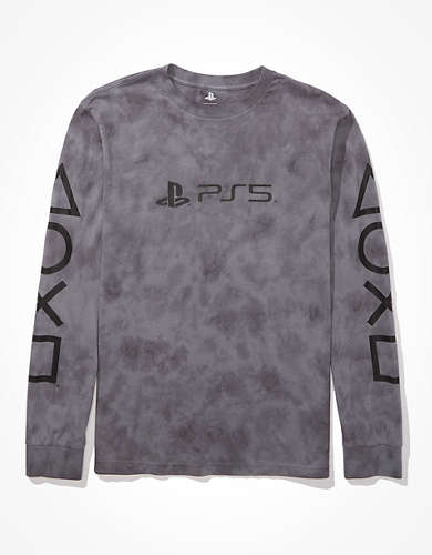 PlayStation™ Inspired Collection Men's Long-Sleeve Graphic T-Shirt