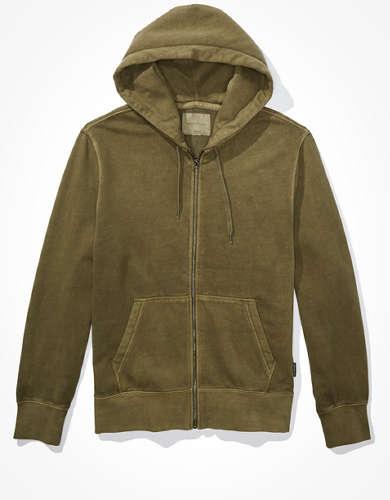 AE Super Soft Fleece Zip-Up Hoodie